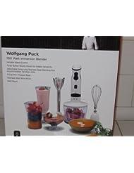 Wolfgang Puck 550 W Immersion Blender/Chopper - White