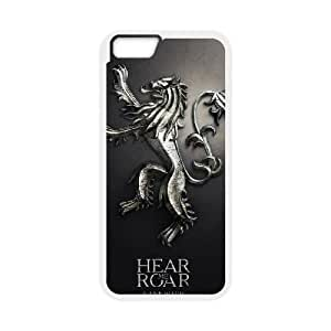 Plastic Durable Cover Hnzn Game of Thrones For iPhone 6 4.7 Inch Cases Cell phone Case