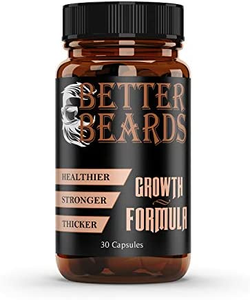 Better Beards Vitamins Leader Supplements product image