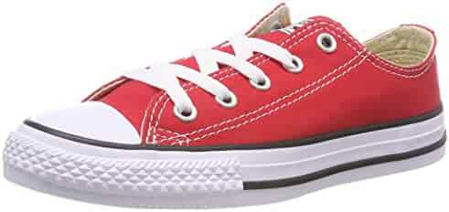 Converse C/T All Star OX Little Kids Fashion Sneakers Red 3j236-3