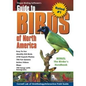 Thayer's Birding Software's Guide to Birds of North America v 3.5