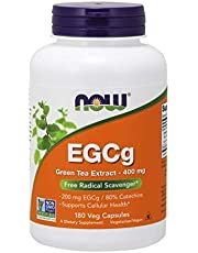 NOW Foods EGCg Green Tea Extract 400mg