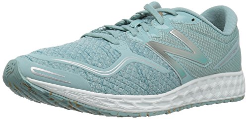 (New Balance Women's Veniz V1 Fresh Foam Running Shoe, Mineral sage, 10 B US)