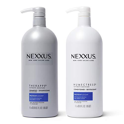 Nexxus Moisturizing Shampoo and
