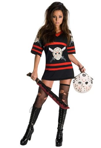 Sexy Ms. Voorhees Adult Costume ()
