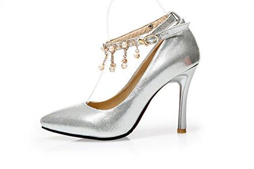 1to9 Dameskleding schoenen 1to9 zilver Dameskleding schoenen zilver PqRSfxwq
