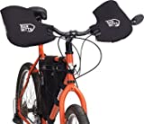 Bar Mitts MTN/Commuter Pogie Handlebar Mittens Black