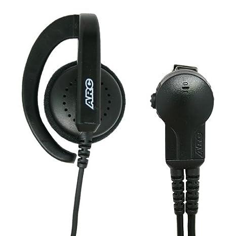 Impact 1-Wire Earpiece Lapel Mic for Motorola EX500 EX600 EX560
