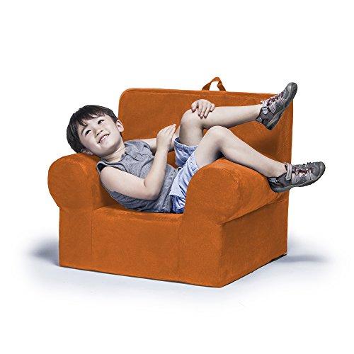 Foam Mandarin (Jaxx Julep Kids Arm Chair, Mandarin)
