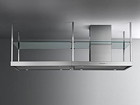 Falmec Design Campana extractora de Isla Europa-Isla 120cm: Amazon.es: Hogar