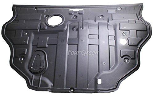 Genuine Under Engine Splash Shield For Hyundai Sonata 2011-2014 NEW[291303S100] - Genesis Arm Guard