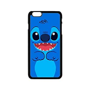 Happy Blue Smurfs Cell Phone Case for Iphone 6