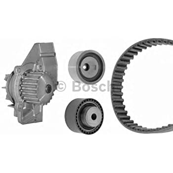 CITROEN C5 Berlingo PEUGEOT 307 BOSCH Timing Belt Kit + Water Pump 2.0L 1999-