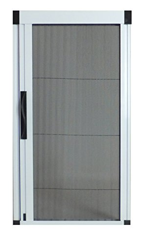 Greenweb retractable screen door 40 inch by 84 inch kit for Retractable screen door replacement magnet