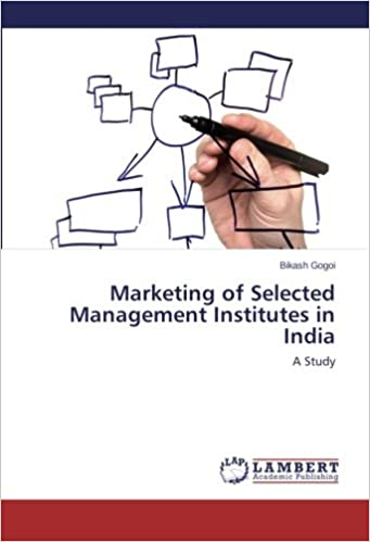 Book Marketing of Selected Management Institutes in India: A Study
