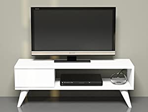 maya tv lowboard white tv unit tv stand tv board in modern design kitchen. Black Bedroom Furniture Sets. Home Design Ideas