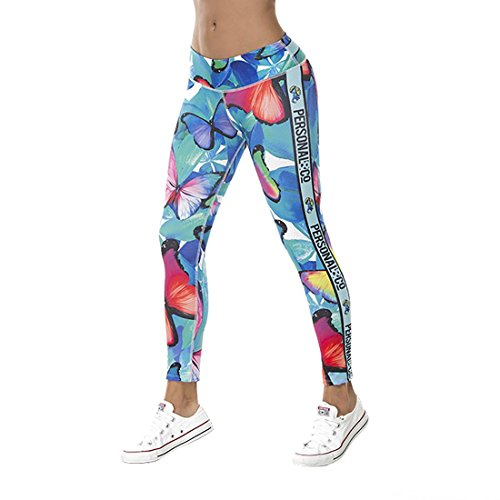 Gym Workout Tights By Personal&Co-Yoga & Running Pants For