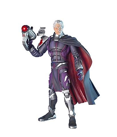 X-Men Classics 2006 Series 1 > Magneto action figure (Xmen Evolution Series)