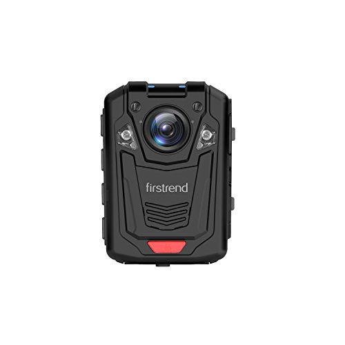 Firstrend 1296P HD Body Camera, Portable Police Body Camera with 64GB Memory and Dual Battery (4000mAh), Multi-Functional Body Worn Camera for Police Officers, Security Guards and More Review