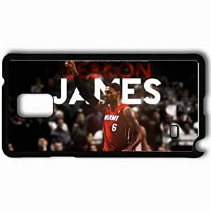 Personalized Samsung Note 4 Cell phone Case/Cover Skin 14883 heat wp 61 sm Black