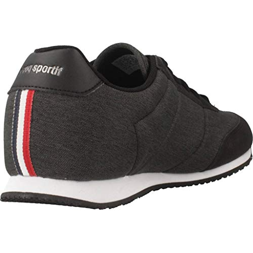 Deportivo Marca Racerone Negro Hombre blkoldsilv Sportif Para Coq Le Calzado Color 2tones Modelo Sportif Negro Hombre pdqww7SC