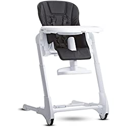 JOOVY Foodoo High Chair, Black