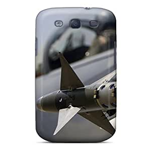F 15 Eagle Moves Into Position Case Compatible With Galaxy S3/ Hot Protection Case