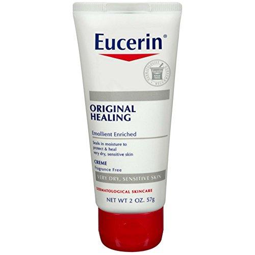 Eucerin Original Healing Enriched Creme 2 oz (Pack of 4)