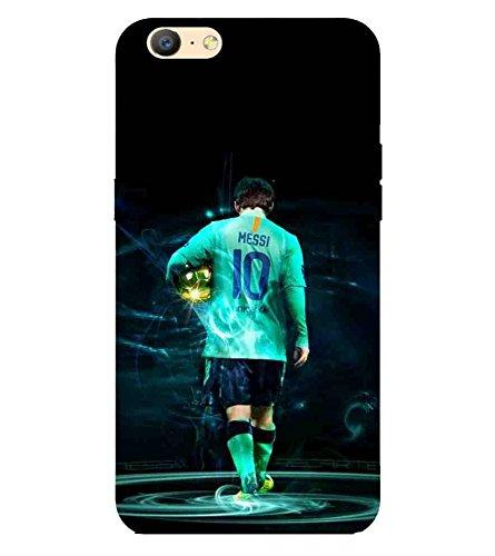 For Oppo A57 Football Footballar Black Wallpaper Amazonin