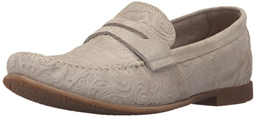 Stacy Adams Men's Florian Penny Loafer - Oyster Suede - 1...