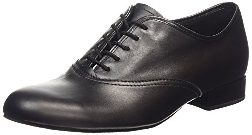 Diamant Men's Model 078 - 3/4'' (2 cm) Standard Shoe for Tango/Salsa (Wide - H Width), 10 W US (9.5 UK) by Diamant