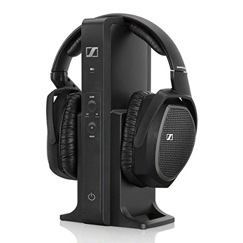 sennheiser tv/hifi RS175 digital wireless surround sound ...
