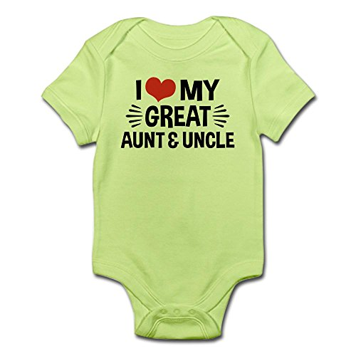 CafePress Great Infant Bodysuit Romper