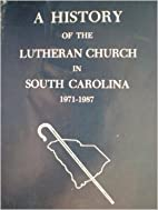 A History of the Lutheran Church in South…