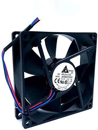 0.23A 3200RPM 80CFM computer server inverter axial cooling fan AFB0912HH for delta Brand new 9225 3-Pin 12V 0.40A