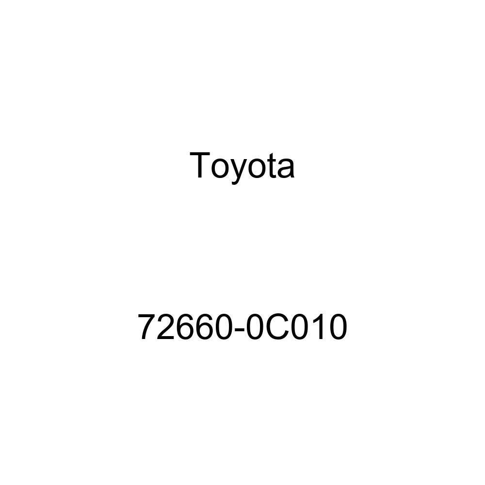 Toyota Genuine 72660-0C010 Seat Cushion Support