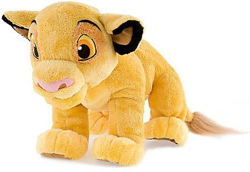 Disney Lion King Exclusive 11 Inch Deluxe Plush Figure Young Simba