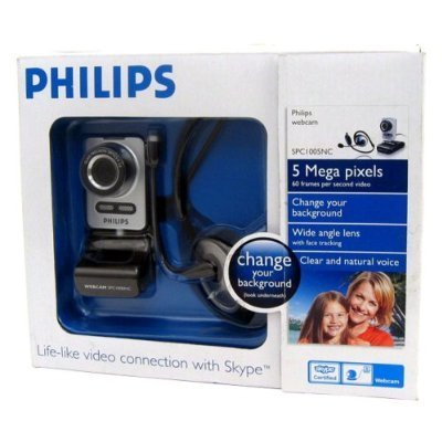 (Philips SPC 1005NC - Web camera - color - audio - USB)
