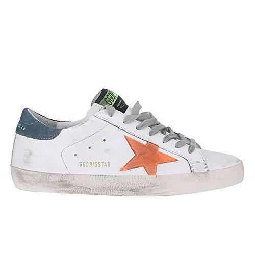 Golden-Goose-Deluxe-Brand-Superstar-WhiteOrange-Leather-Mens-Sneaker-G36MS590T79