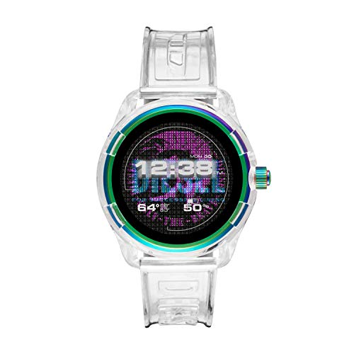 Diesel Fadelite Smartwatch-White Silicone
