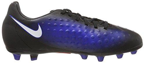 Nike 844414-015, Botas de Fútbol Unisex Adulto Negro (Black / White-Paramount Blue-Blue Tint)