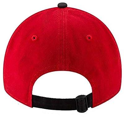New Era 2019 MLB Atlanta Braves July 4th Flag Logo Baseball Cap Hat 9Twenty 920 Red/Navy