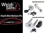 """Weigh Safe 180 Hitch CTB8-2-KA 8"""" Drop"""
