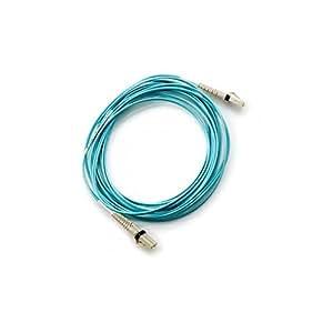 Hewlett Packard Enterprise 491027-001 15m LC LC Cable de Fibra optica - Cable de Fibra óptica (15 m, LC, LC)