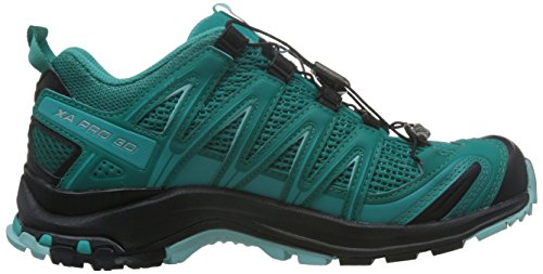 Peacock Women's Blue Aruba Deep W Xa Trail Multicolor Pro Blue Salomon Running Shoes 3D vC1q7w