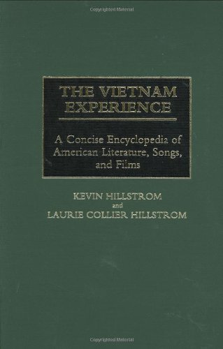 The Vietnam Experience: A Concise Encyclopedia of American Literature, Songs, and Films by Greenwood