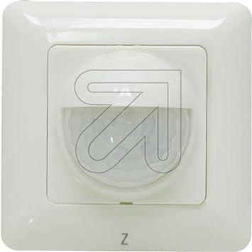 180° Bewegungsmelder Markenhersteller Züblin Silber SONDERANGEBOT NUR JETZT