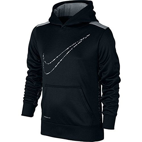 Nike Sport Performance Hoodie athletic shirt therma - fit Boys 8-20 - 1