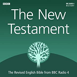 The New Testament: The Gospel of Luke Audiobook