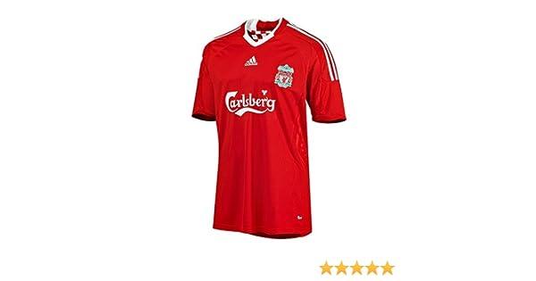 Adidas - Camiseta del equipo de fútbol Liverpool F.C. (1ª ...